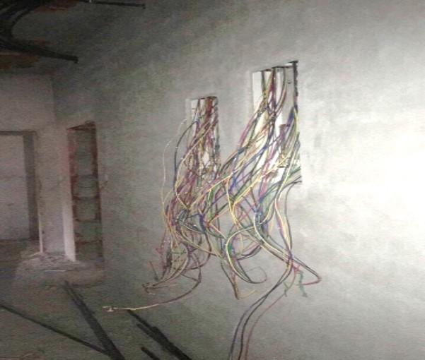 أعمال الكهرباء